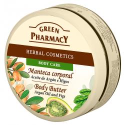 Tělové máslo Arganový olej