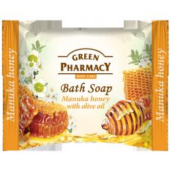 Toaletní mýdlo Manuka med